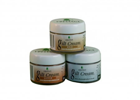 Gilt Cream (all colours)